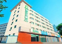 Jinjiang Inn Style Taiyuan Exhibition Center - Taiyuan - Rakennus