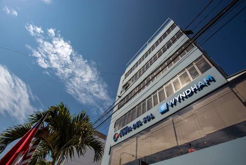 太陽海岸奇克拉約溫德姆酒店 - 奇克拉約 - 齊克拉約 - 建築