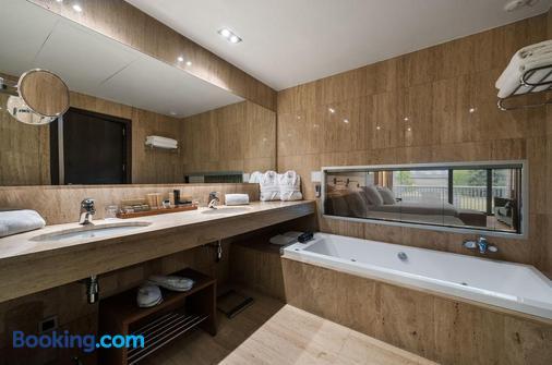 安道爾公園酒店 - 安道爾城 - 安道爾 - 浴室
