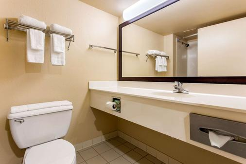 Quality Inn & Suites - North Myrtle Beach - Μπάνιο