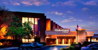 Four Points by Sheraton Richmond Airport - Richmond - Toà nhà