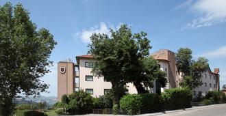 Hotel Mamiani - Urbino - Κτίριο