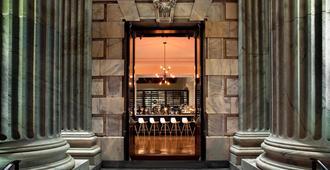 艾美酒店坦帕 - 坦帕 - 坦帕 - 餐廳