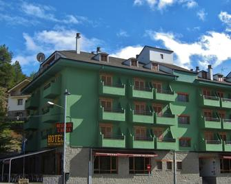 Hotel Mesón de L'Ainsa - Ainsa - Edificio