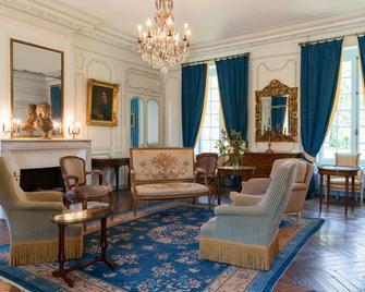 Château du Landel, The Originals Relais (Relais du Silence) - Bezancourt - Lounge