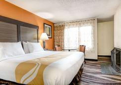 Quality Inn Creekside - Downtown Gatlinburg - Gatlinburg - Bedroom
