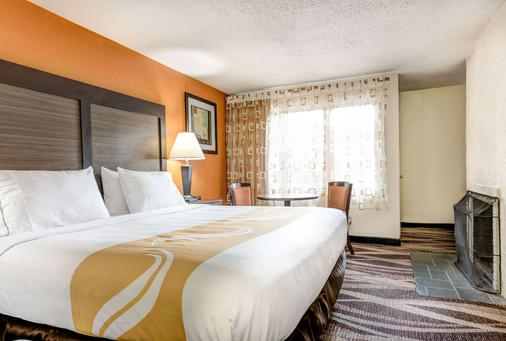 Quality Inn Creekside - Downtown Gatlinburg - Gatlinburg - Κρεβατοκάμαρα