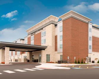 SpringHill Suites by Marriott Chicago Southeast/Munster, IN - Munster - Gebouw
