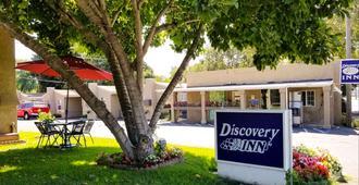 Napa Discovery Inn - Napa - Bygning