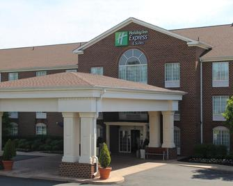 Holiday Inn Express Hotel & Suites Warrenton - Warrenton - Gebouw