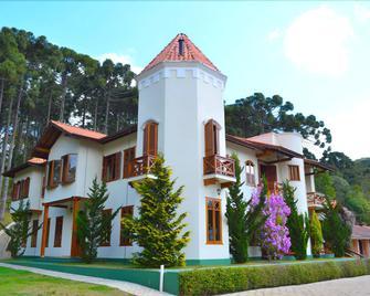 Pousada Vida Verde - Gonçalves - Building