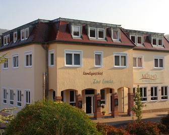 Hotel-Restaurant Zur Linde - Silz - Building