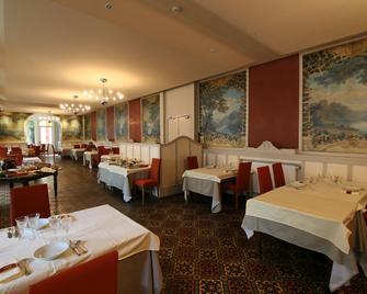 Logis Le Relais de Fusies - Lacaune - Ресторан