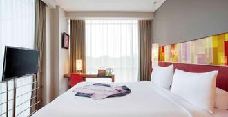 Ibis Styles Solo - Surakarta City - Bedroom