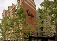 Malmaison Manchester - Манчестер - Здание
