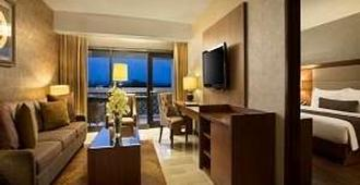 Royal Ambarrukmo Yogyakarta - Yogyakarta - Living room