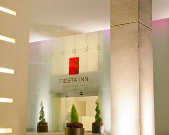 Fiesta Inn Puebla Las Animas - Puebla City - Building