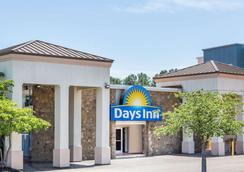 Days Inn by Wyndham Charlottesville/University Area - Charlottesville - Outdoor view