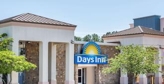 Days Inn by Wyndham Charlottesville/University Area - Charlottesville - Außenansicht
