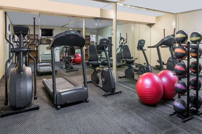 Days Inn by Wyndham Charlottesville/University Area - Charlottesville - Gym
