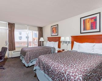 Days Inn by Wyndham Charlottesville/University Area - Charlottesville - Bedroom