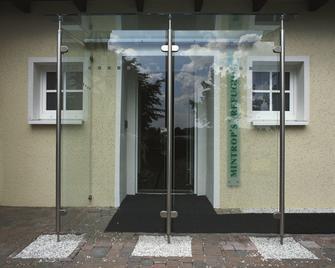 Mintrops Land Hotel Burgaltendorf - Essen - Gebäude