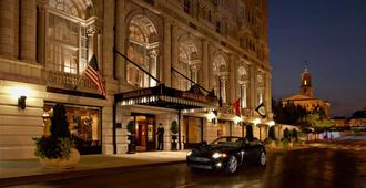The Hermitage Hotel - Nashville - Edificio
