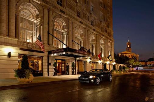 The Hermitage Hotel - Nashville - Building