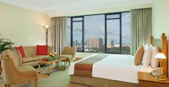 The Heritage Hotel Manila - Manila - Bedroom