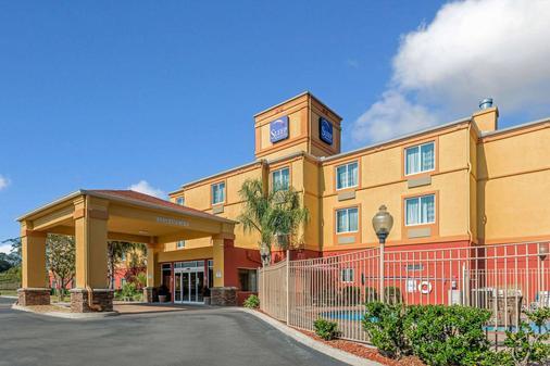 Sleep Inn & Suites Ocala - Belleview - Ocala - Building