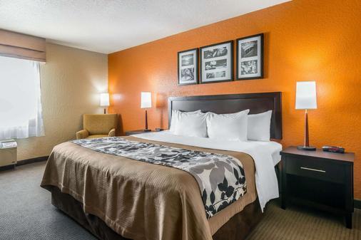 Sleep Inn & Suites Ocala - Belleview - Ocala - Bedroom