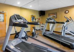 Sleep Inn & Suites Ocala - Belleview - Ocala - Gym