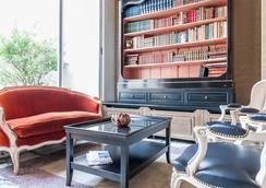 Best Western Saint Louis - Vincennes - Lounge