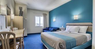 Motel 6 London - לונדון - חדר שינה