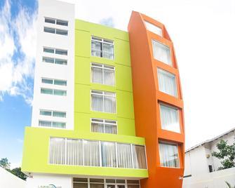 Hotel Latitud 15 - San Pedro Sula - Rakennus