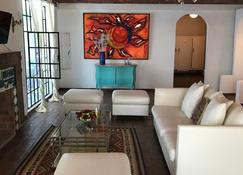 Casa De La Loma - León - Sala de estar