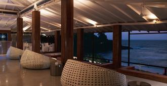 果厄阿瓜達堡泰姬陵維萬塔酒店 - 坎多林 - 坎多林 - 餐廳