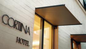 Cortiina Hotel - Munich - Bâtiment