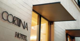 Cortiina Hotel - Múnich - Edificio