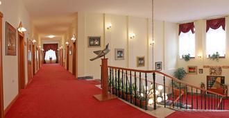 Hotel Park - Palić - Hallway