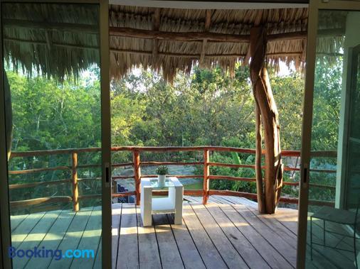 Harmony Glamping Tulum - Tulum - Balcony