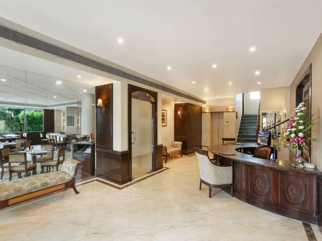 勒克瑙拉普拉切薩諾瓦波蒂科酒店 - 勒克瑙 - 勒克瑙 - 大廳
