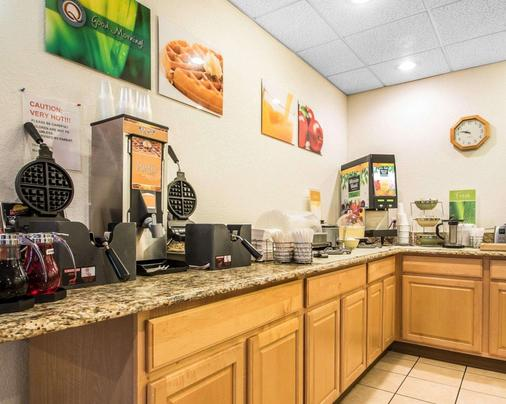 Quality Inn - Mauston - Buffet