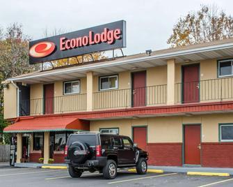 Econo Lodge - Frackville - Building