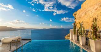 Santorini Secret Suites & Spa - Thera - Pool