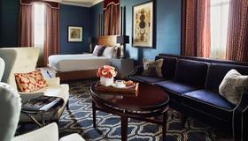 Kimpton Hotel Monaco Salt Lake City - Salt Lake City - Bedroom