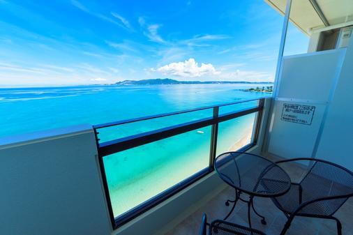 Best Western Okinawa Kouki Beach - Nago - Μπαλκόνι