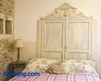 Le Clos du Vallon des Courances - Champdolent - Bedroom