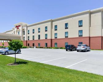 Hampton Inn Clinton, IA - Clinton - Building