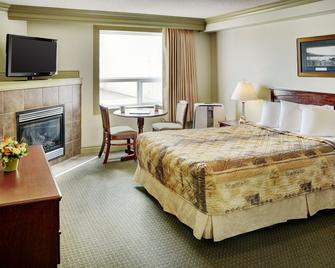 Nova Inn Peace River - Peace River - Bedroom